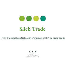 How To Install Multiple MT4 Terminals With The Same Broker