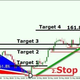 Setting Take Profits and adjusting the Stop Loss for Harmonic Patterns – Presentation #7