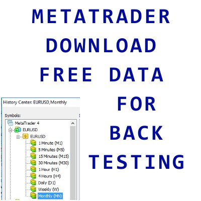 MetaTrader-BacktestingFreeHistoryData-Title